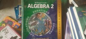 ALGEBRA 2 英文原版教材《代数 2》教师用书 /BT书特重,但包邮!
