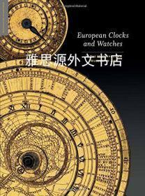 【包邮】2016年European Clocks and Watches: in The Metropolitan Museum of Art