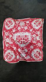 80年代纺织烫印手帕8