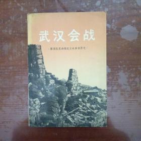 武汉会战:原国民党将领抗日战争亲历记