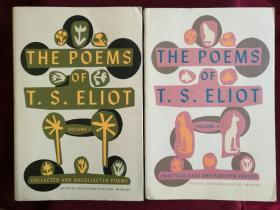The Poems of T. S. Eliot (Volume 1 & 2) (全套两卷)