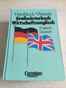 Großwörterbuch Wirtschaftsenglisch