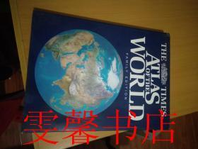 THE TIMES ATLAS OF THE WORLD泰晤士世界地图集