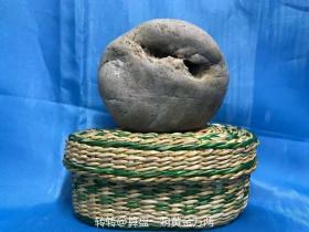 天奇石 蛇头(天然形成 有牙齿)