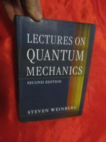 Lectures on Quantum Mechanics        (16开,硬精装)   【详见图】