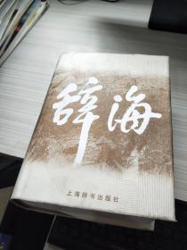 辞海(1999年版缩印本
