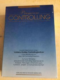 Vahlens großes Controlling Lexikon(进口德文原版精装本)