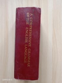 A COMPREHENSIVE GRAMMAR OF THE ENGLISH LANGUAGE(英语语法大全 全英文版)