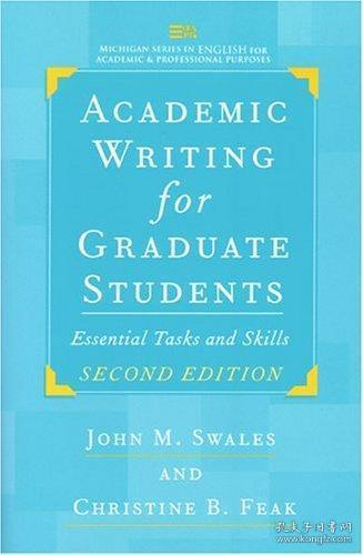 Academic Writing for Graduate Students, Second Edition