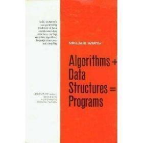 Algorithms + Data Structures = Programs