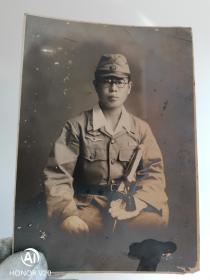 二战时期日本鬼子 军官照片