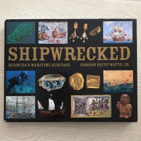 现货 绝版85品 SHIPWRECKED百慕大遗产