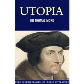 [全新进口原版现货]乌托邦Wordsworth: Utopia9781853264740