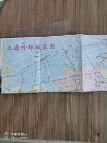 上海外环城区图