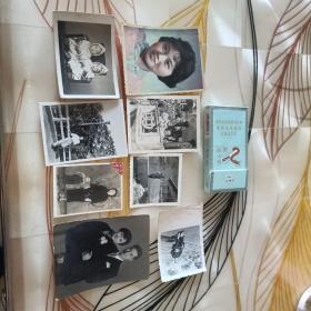 民国到50年代照片一组8张合售