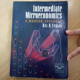 微观经济学:现代观点(Intermediate microeconomics)
