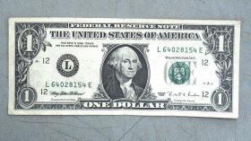 纸币 美元
