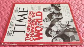 Time February 28,2011 (品相如图)(英文原版,美国时代周刊) 最佳英语阅好英语学习资料 /英文原版杂志
