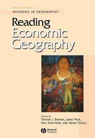 Reading Economic Geography