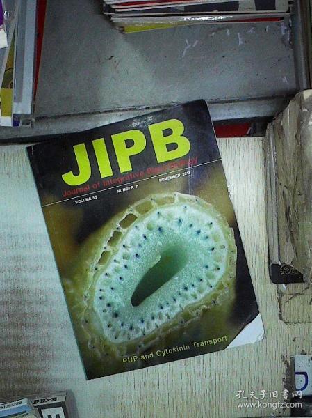 JIPB  2013  VOLUME  55  '''