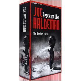 现货英文原版Peace And War永远的战争永远的和平永远的自由三卷合集千年战争千年和平经典战争科幻小说