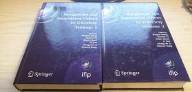 【英文原版】Integration and Innovation Orient to E-society (Volume 1+ Volume 2)面向电子社会的整合与创新(第一卷+第二卷)【精】