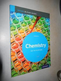 Oxford IB study guides Chemistry: for the IB diploma 英文原版