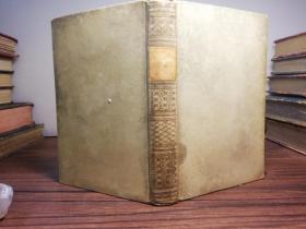 1840年  ITALY,A POEM BY SAMUEL ROGERS  含75副精美插图  法国出版  装帧好  三面刷红  16.5X11CM