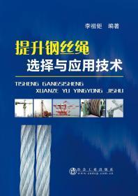 提升钢丝绳选择与应用技术 李祖钜 著 新华文轩网络书店 正版图书