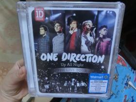单向乐队One Direction: Up All Night 内送VIP卡  版未拆