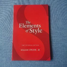 The Elements of Style:The Original Edition