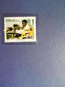 外国邮票  纳米比亚邮票  1992年 残疾人  (无邮戳新票票)