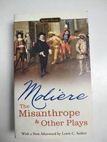 The Misanthrope and Other Plays 《悲惨世界》和其他戏剧 英文版 正版库存特价书