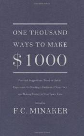 巴菲特 赚一千美元的一千个方法 (One Thousand Ways to Make $1000)