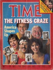TIME1981年第44、45、52期.3册合售