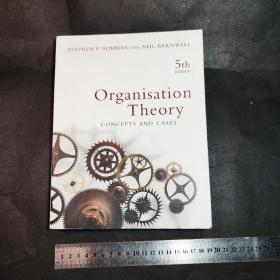 organisation Theory CONCEPTSANDCASES