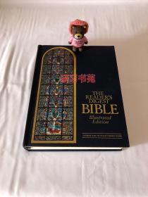 1900年 The Readers Digest Bible  by Readers Digest Editors 海量插图 大开本 26×20cm