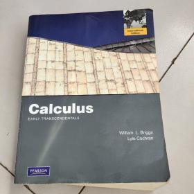 Calculus EARLY TRANSCENDENTALS [International edition]微积分:早期超越  国际版[原版 扉页有几个英文字 内没有勾画 有点水渍