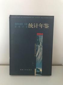 福建省道路、水路运输行业统计年鉴2004