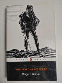Penguin Black Classics: Henry IV: Part One 企鹅黑色经典:亨利四世:第一部分 英文版 正版特价库存小说
