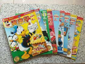 米老鼠  2012年笑园派12月上、米饭团4月下、2012年特刊12月、2013年米饭团1月下、3月下、2014年米饭团1月下、2月下、12月下、2014笑园派6月上   9本合售   无赠品