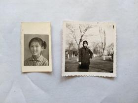 70年代老照片2张