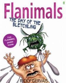 Flanimals: The Day of the Bletchling扁平的生物:布莱切利的一天(精装绘本)(7-10)岁