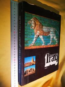 精装大画册 图文并茂 12开本 mesopotamien gestern Iraq heute