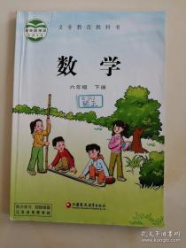 苏教版  小学数学  6六年级 下册
