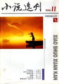 小说选刊2008年第11期.总第282期