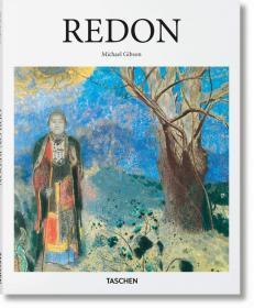 【现货】雷东画册 Redon 奥迪隆·雷东 / Odilon Redon