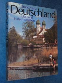 Deutschland 德国 我们居住的国家