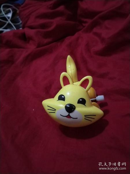 玩具,可愛貓貓,Cat Funny,上發條能跑,協調幼兒動手動腦的好伙伴,活動