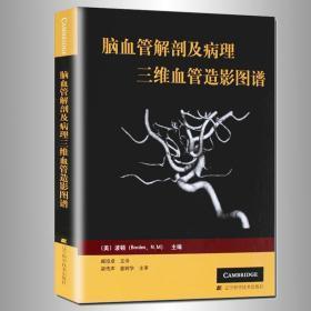 脑血管解剖及病理三维血管造影图谱